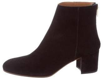 Womens Full Suede 26-49063 Ankle Boots Bianco moQCrf7FE
