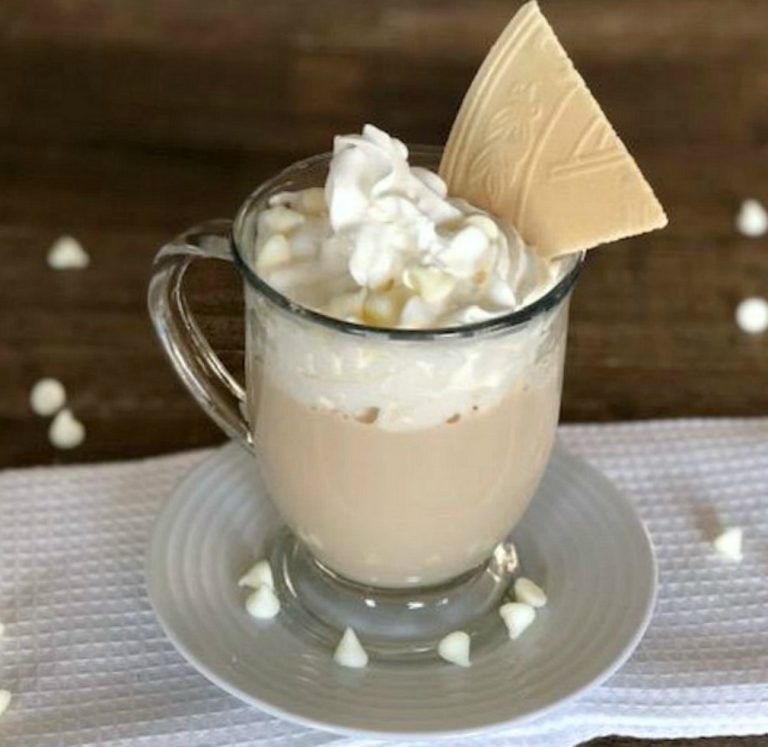 Copycat starbucks white chocolate mocha recipe in 2020