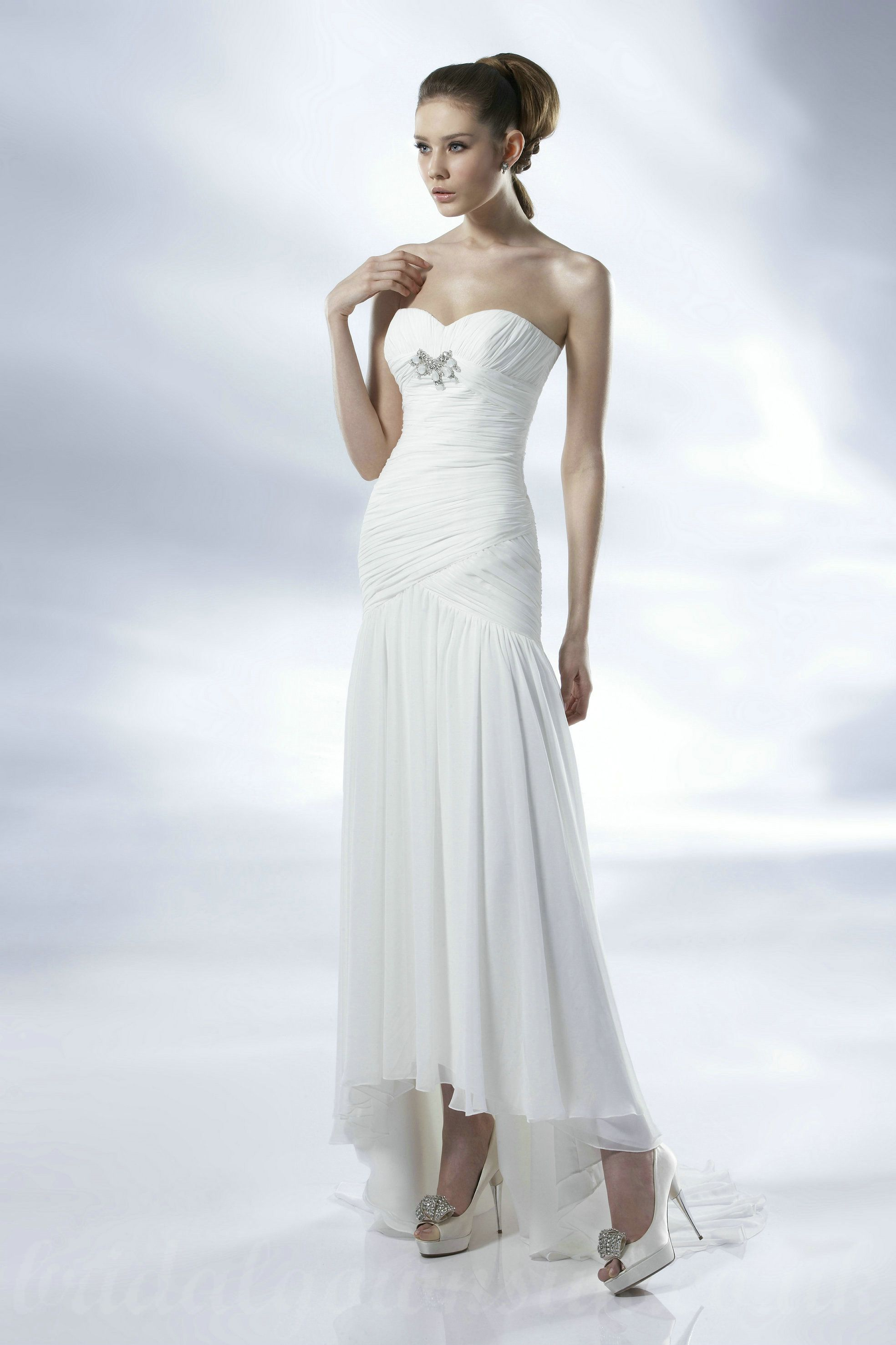 Cheap Affordable Wedding Dresses Design Ideas