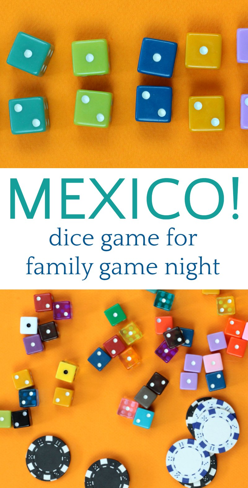 Mexico Dice Game Strategy & Luck for Families! in 2020