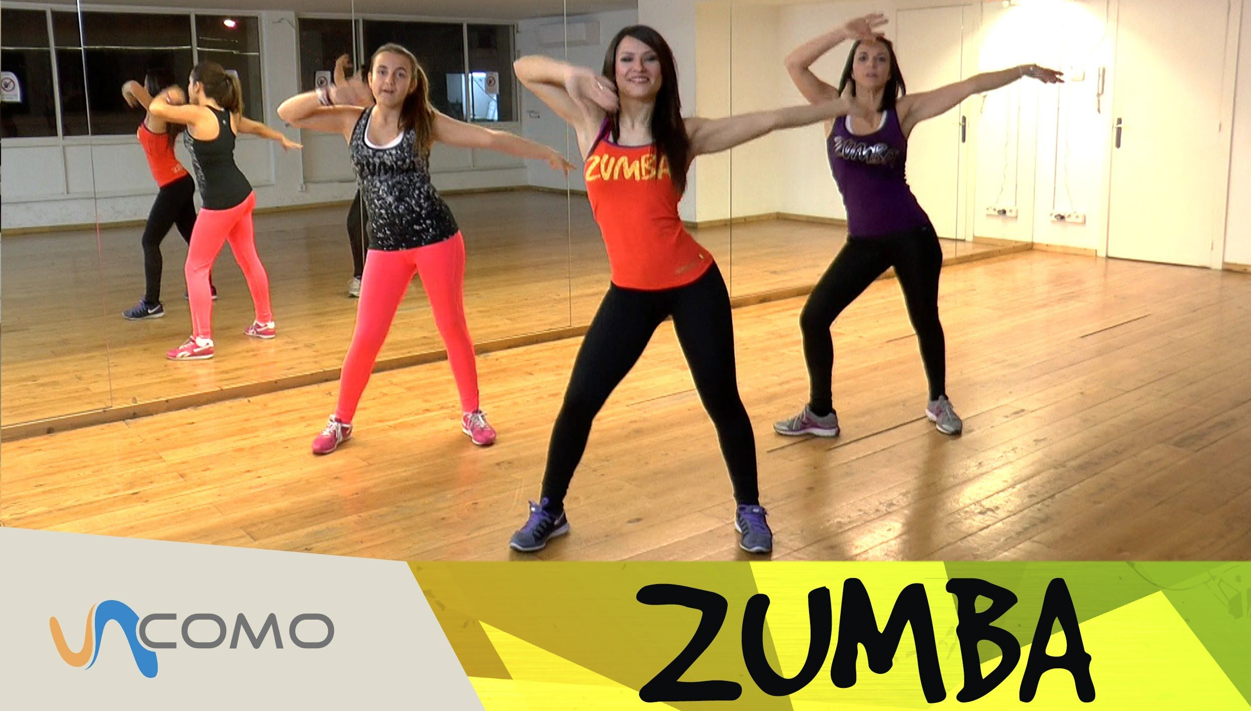 En este vídeo de ZUMBA Lucia Medina de la escuela uDance ...