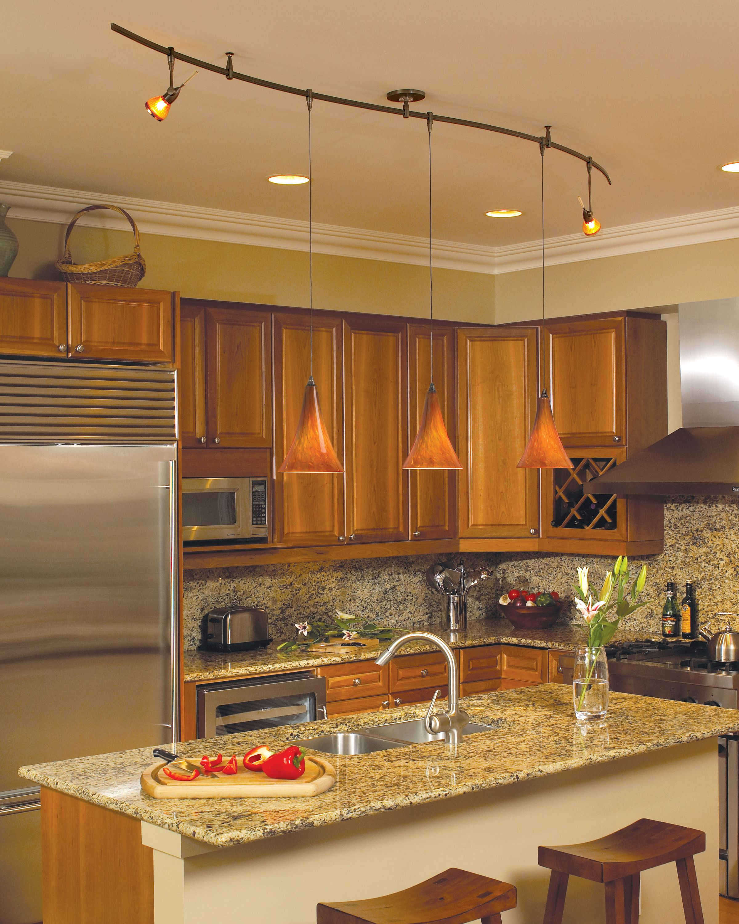 techlighting Kitchen Designs and Layout Pinterest