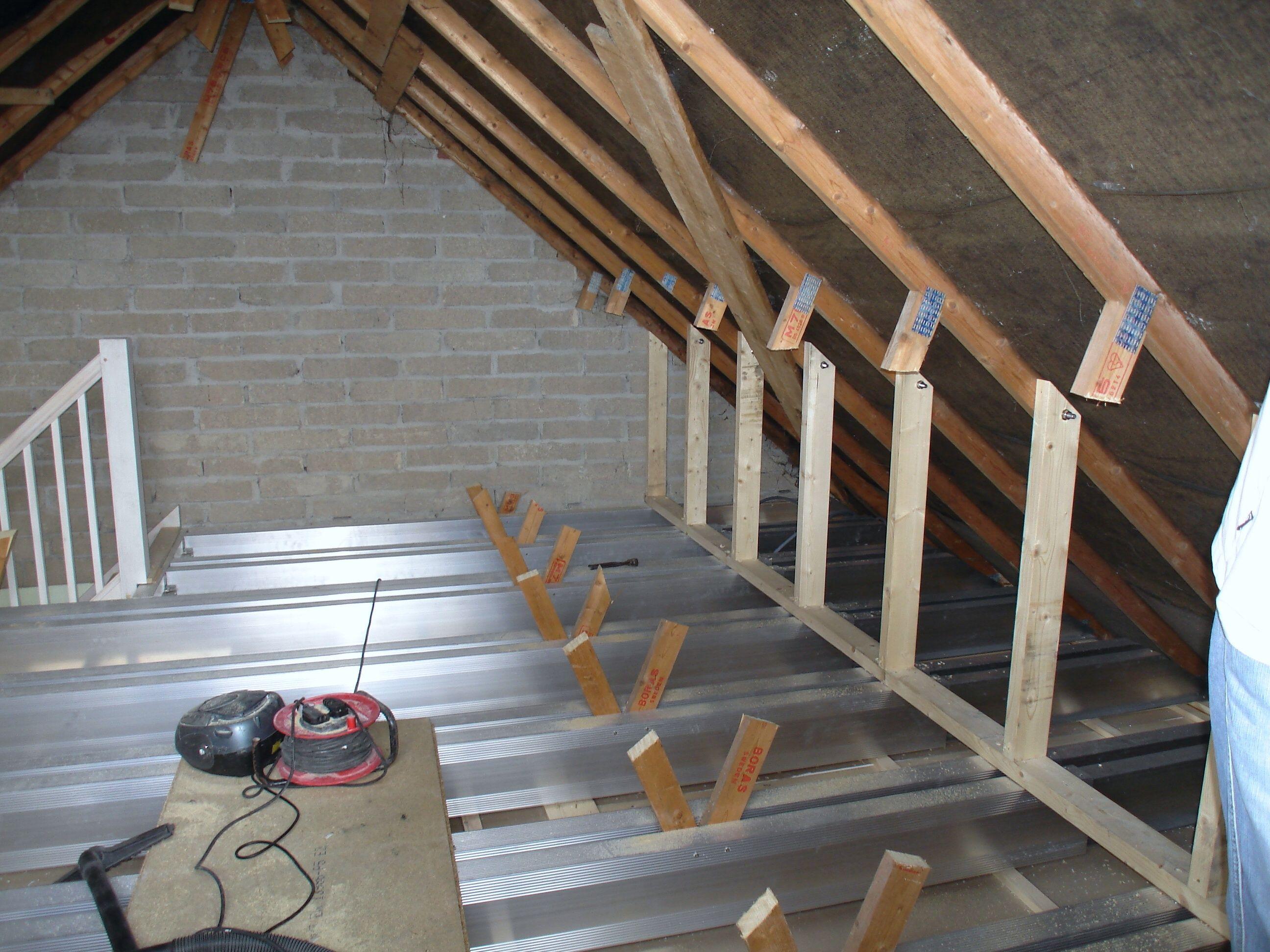 Attic Rooms Low Ceiling Knee Walls