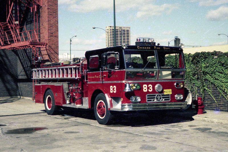 ENGINE COMPANIES Bill Friedrich (DGFD147) Fire trucks