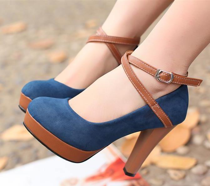 Zapatos rojos Evans para mujer rzYum