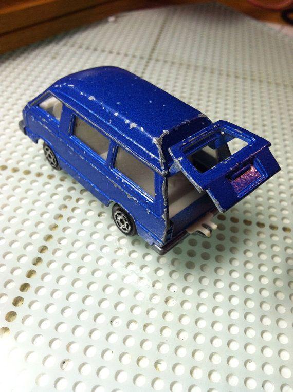 0d0e6fad9c Blue Majorette Toyota Lite Ace on Etsy