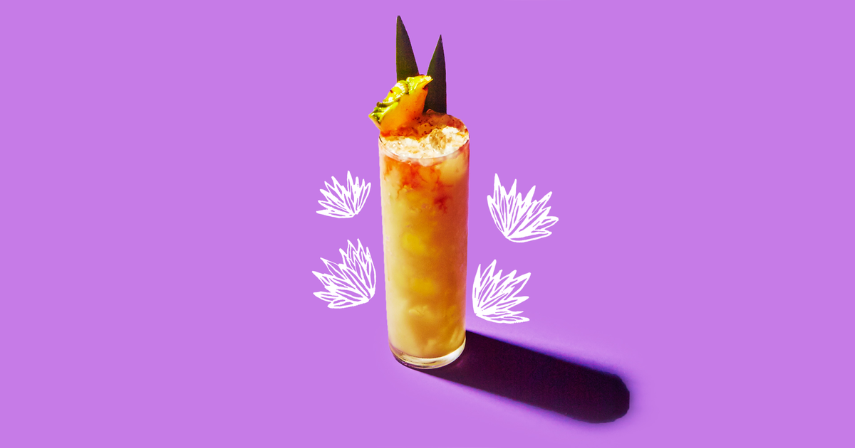 Spice up your tequila game.