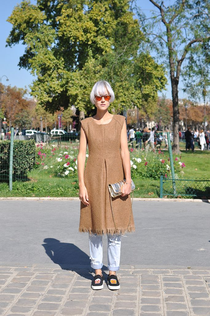 STYLE DU MONDE  Street Style Street Fashion Photos