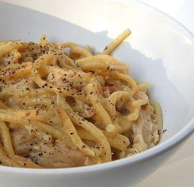 Mangio da Sola: Chicken Spaghetti