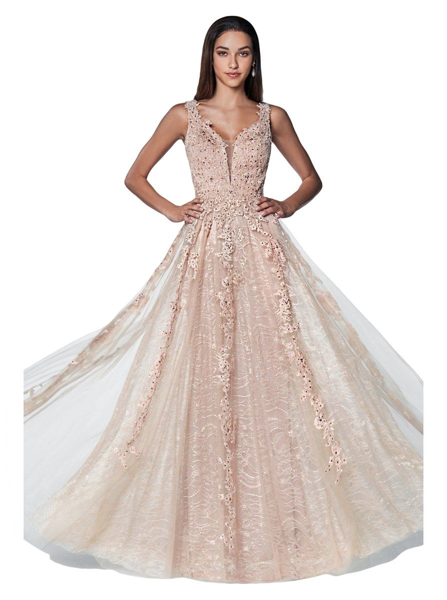 2fe8e66742 Coya collection beaded triple waist glitter mesh ballgown – Artofit