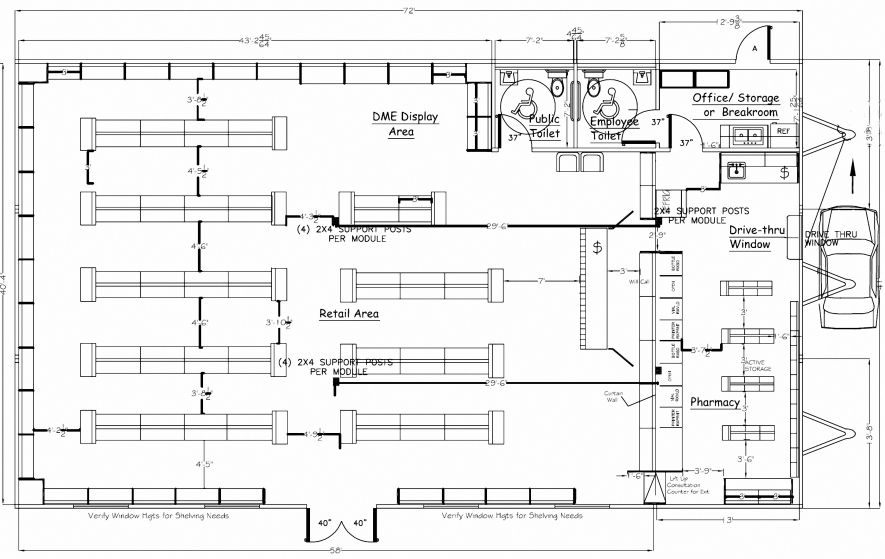 Image result for pharmacy floor plans pharmacy for Pharmacy design floor plans