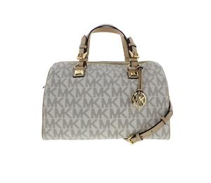 MICHAEL Kors Womens Luxury Statement Convertible Satchel Handbag Large NWT  | eBay