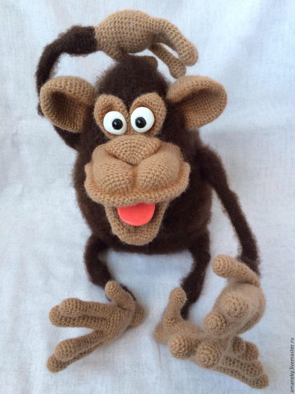 купить мк вязание обезьян