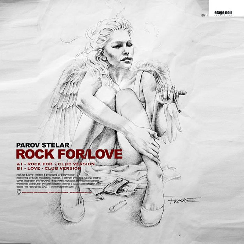 New #Release Rock For / Love - Single - Parov Stelar