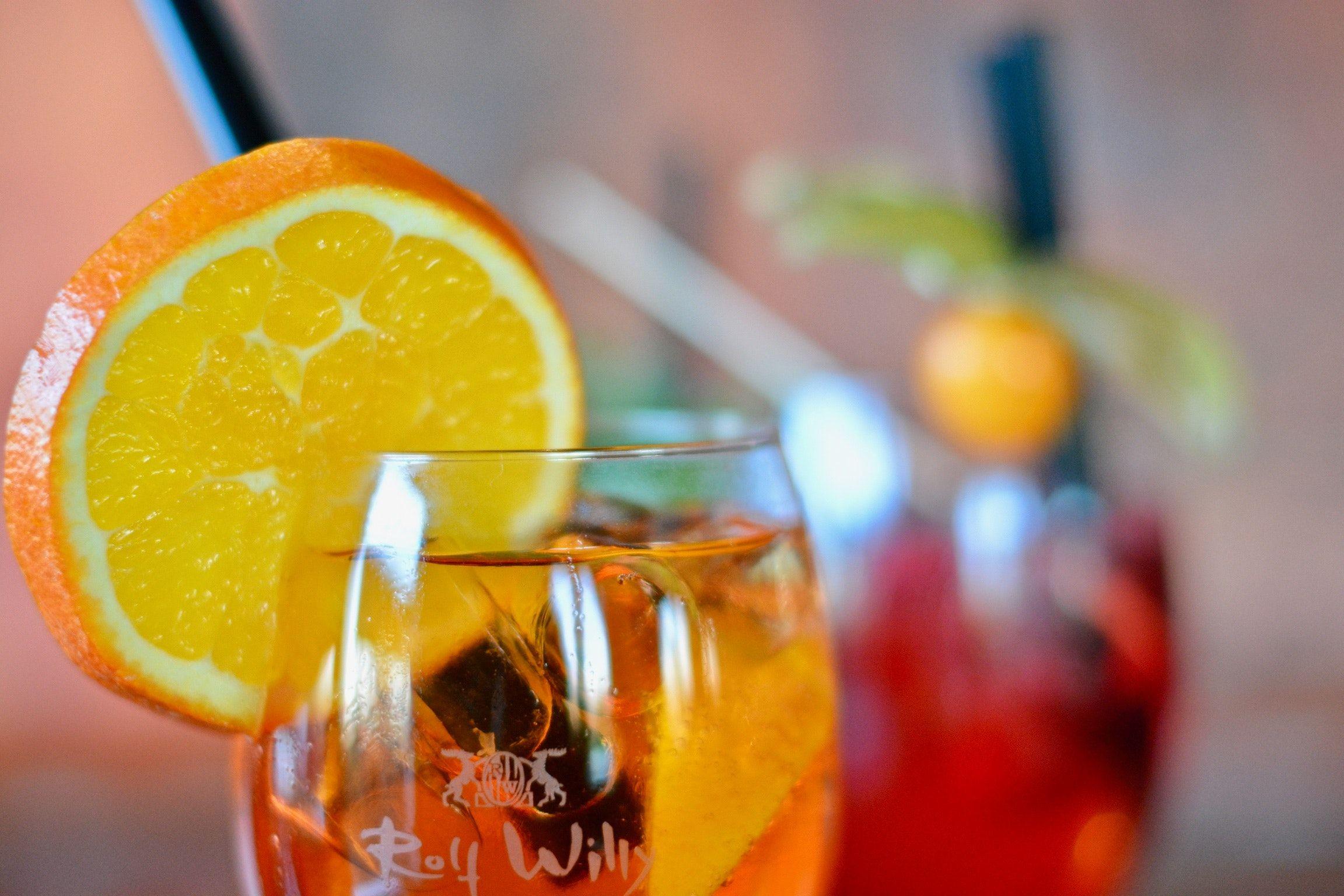 Summer Refreshing Orange Drinks Best Cocktail Bars Fun
