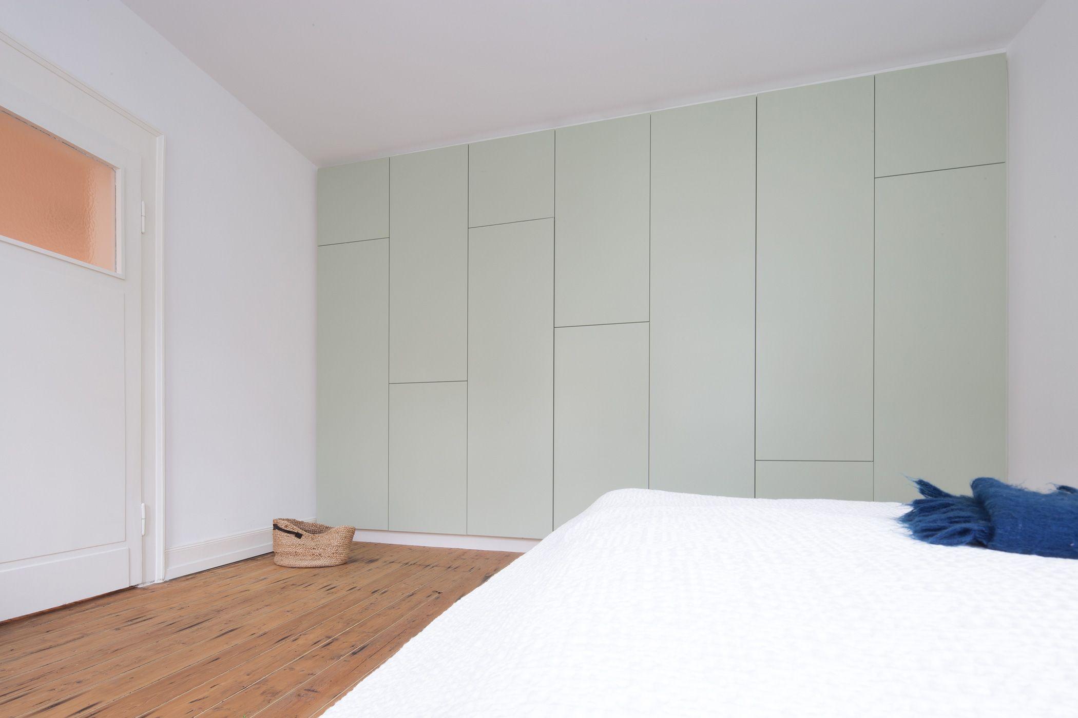 Einbauschrank, Schrankwand, Schlafzimmerschrank, Schrank