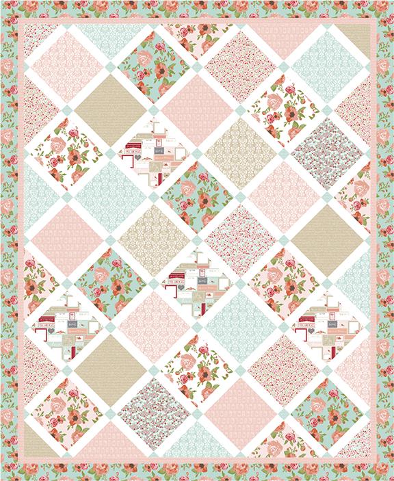 Amy Smart Lattice Quilt Pattern Quilts Pinterest Amy Smart