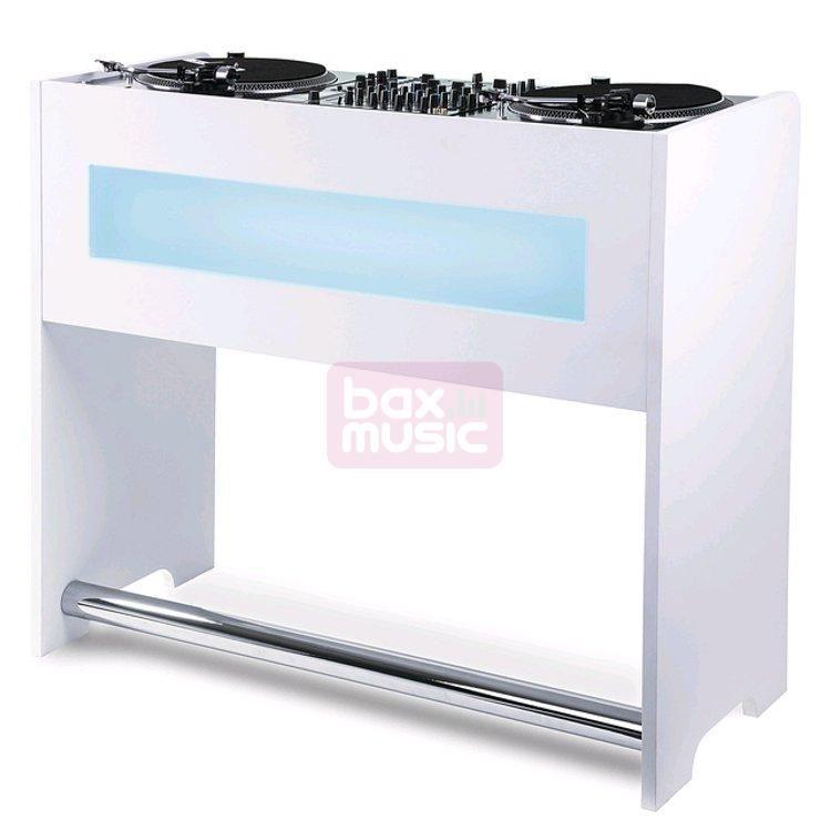 Glorious Gig Bar White meuble DJ Meubles DJ Pinterest Bar