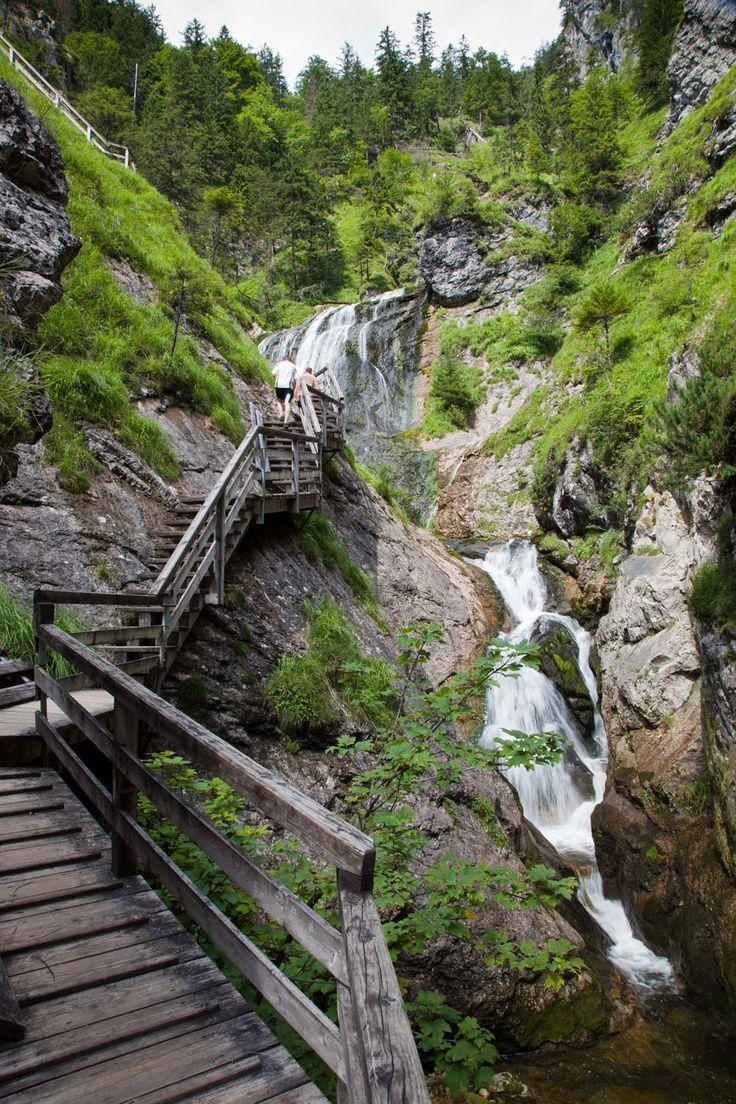 #Wasserlochklamm in Palfau, Steiermark - #Palfau #Steiermark #wasserfall #Wasserlochklamm