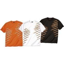 Photo of 3er Pack T-Shirts Sport mit Grafikdesign Atlas für MännerAtlas für Männer