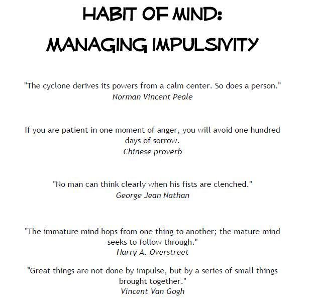 image relating to Impulse Control Worksheets Printable named impulsivity take care of worksheets Functioning Impulsivity