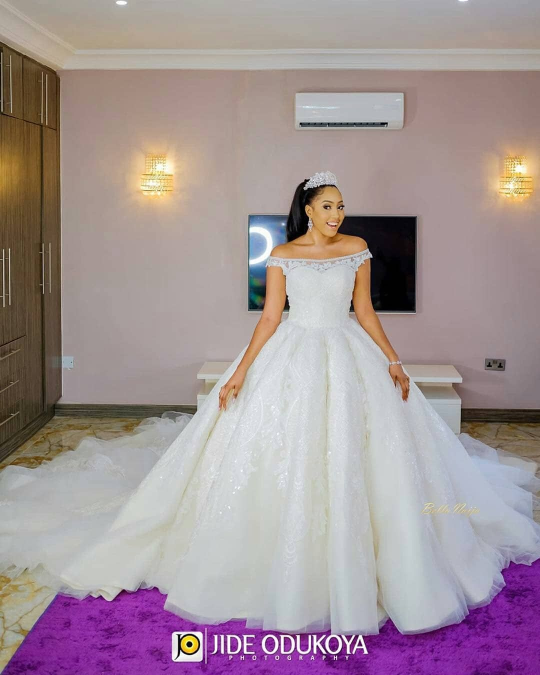 Queen lydia lydia and uyis exquisite abuja wedding is a rich