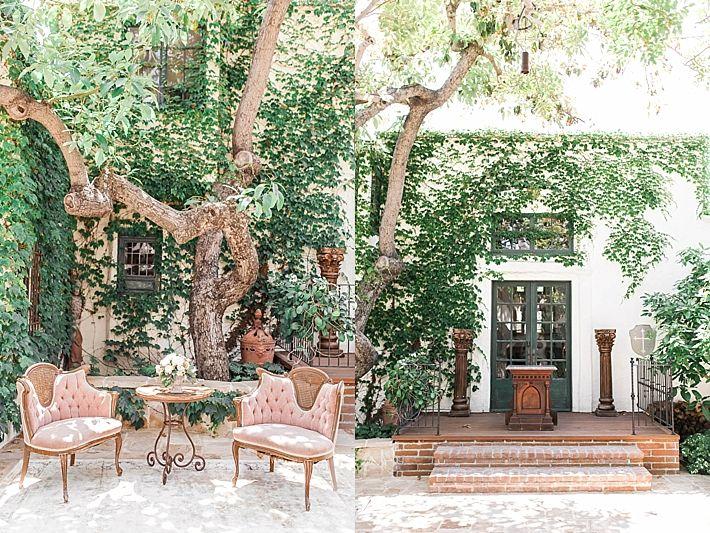 Southern California Bride Wedding Inspiration At The Villa San Juan Capistrano By Michelle Isabel