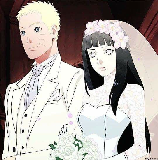 Naruto Hinata Wedding Wallpaper