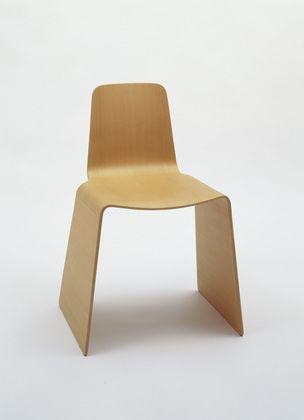 Peter Karpf. Side Chair. 1991