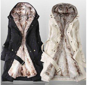 211ad1ea7e2 ... Fur Parka Overcoat Long Jacket. womens winter clothes - Google Search.  my thought of a great winter jacket