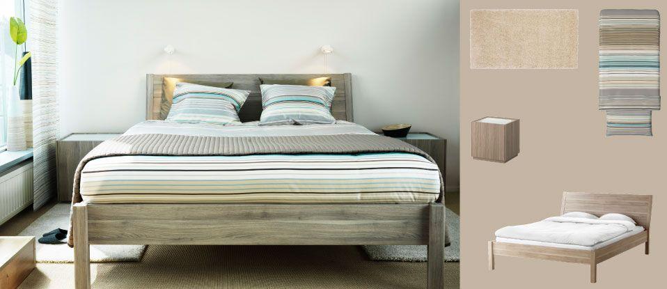 Meuble chambre à coucher adulte décoration chambre ikea matelaslits chambresikea