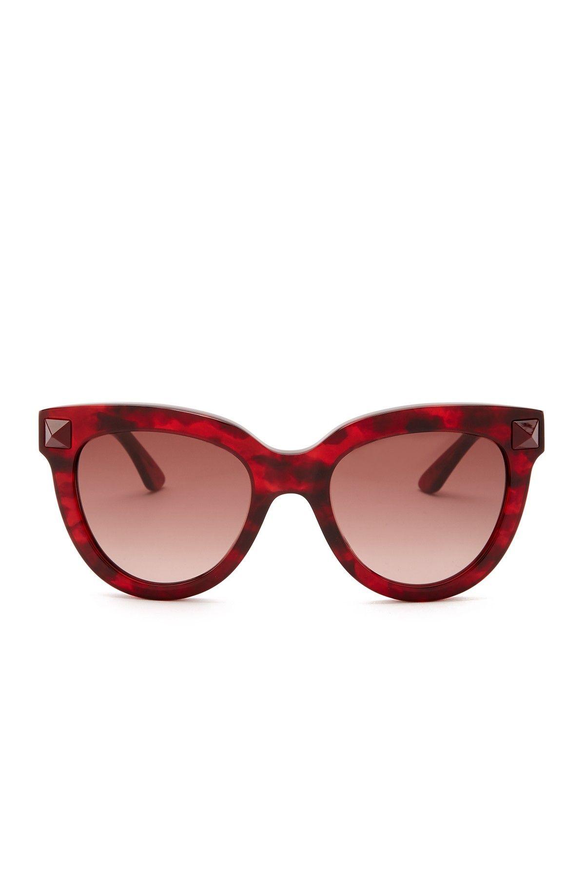 b185a59854c6 Women s Rockstud Cat Eye Sunglasses by Valentino on  nordstrom rack