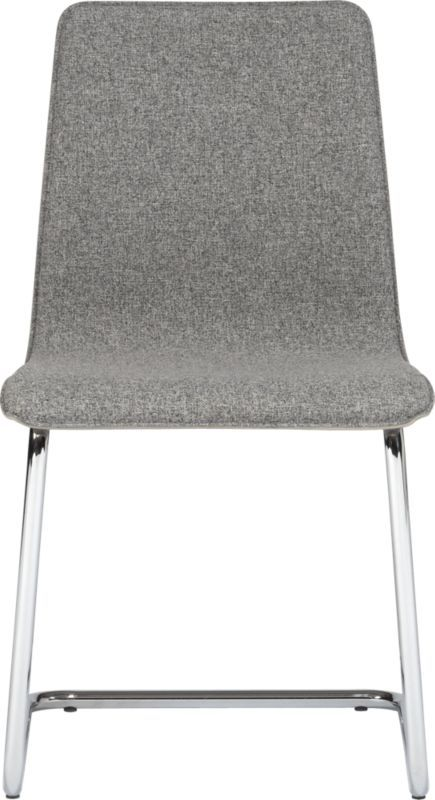 Pony Tweed Chair In Dining Chairs Barstools Cb2