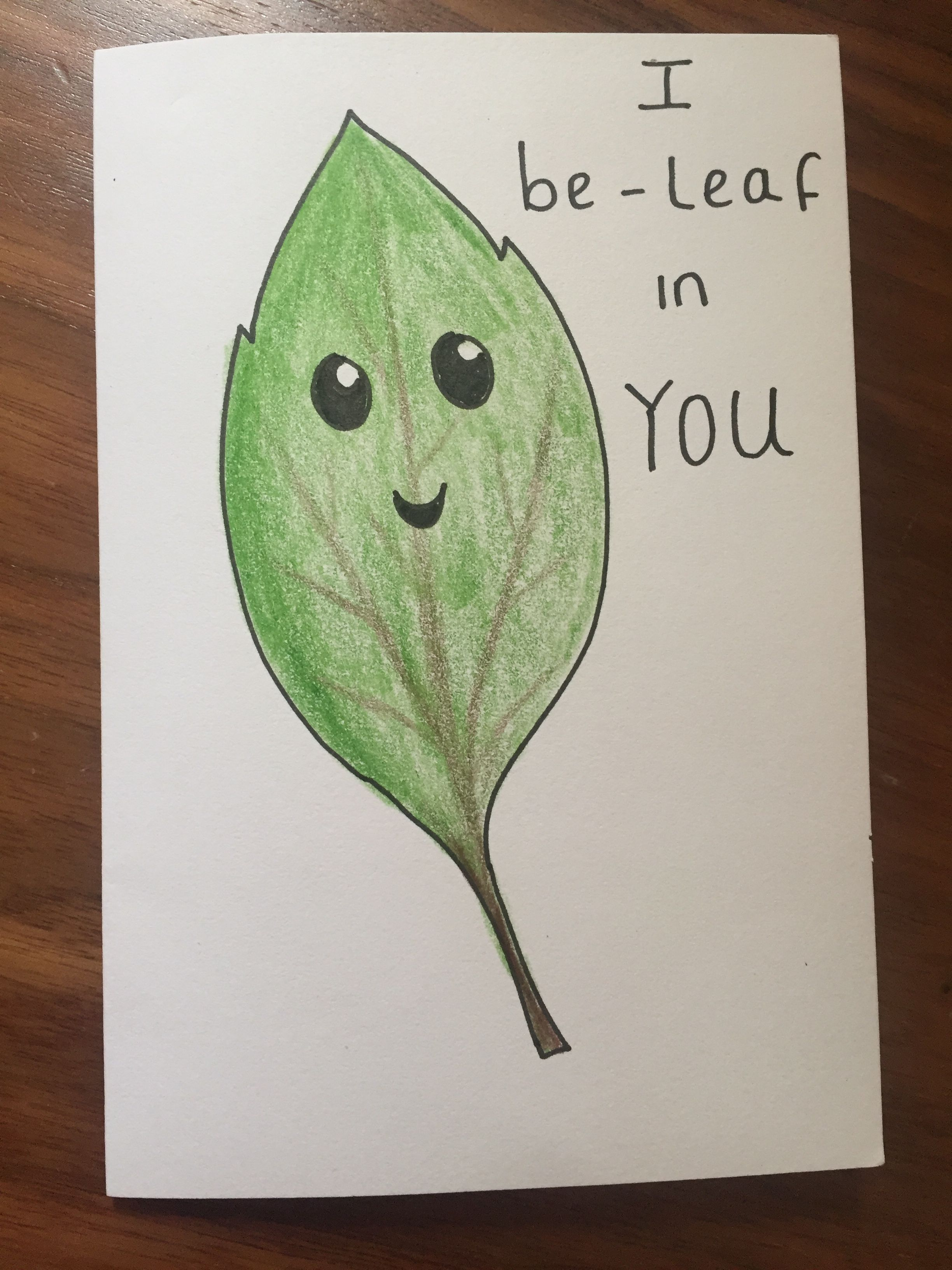 Good luck card friendship be leaf in you exams 2017 crayola cards good luck card friendship be leaf in you exams 2017 crayola kristyandbryce Images