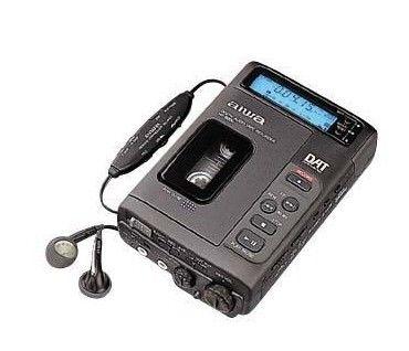 Aiwa HD-S200 Professional DAT - www.remix-numerisation.fr