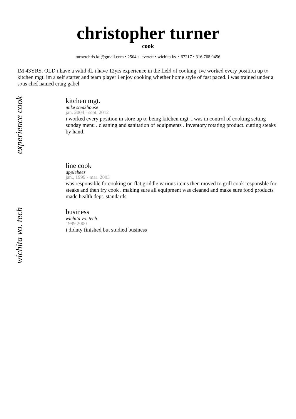 App Developer Resume + Cover Letter + Portfolio (With