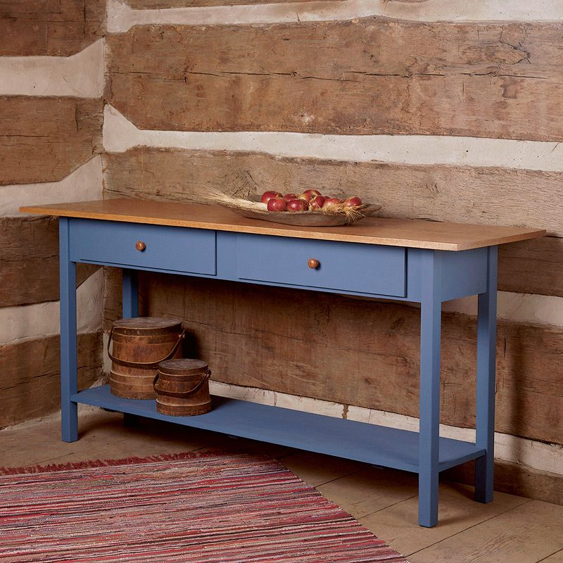 Country Style Sideboard Entry Hall Table In 2018 Diy Pinterest