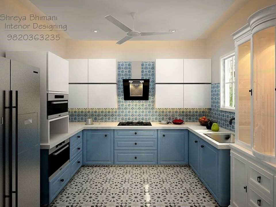 15 Indian Kitchen Design Images From Real Homes Kitchen Design Images Simple Kitchen Design Eclectic Kitchen