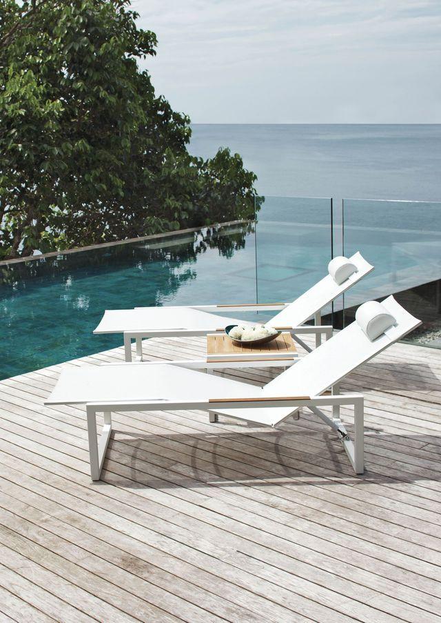 Transat jardin et terrasse : un shopping tendance | Mobiliers ...