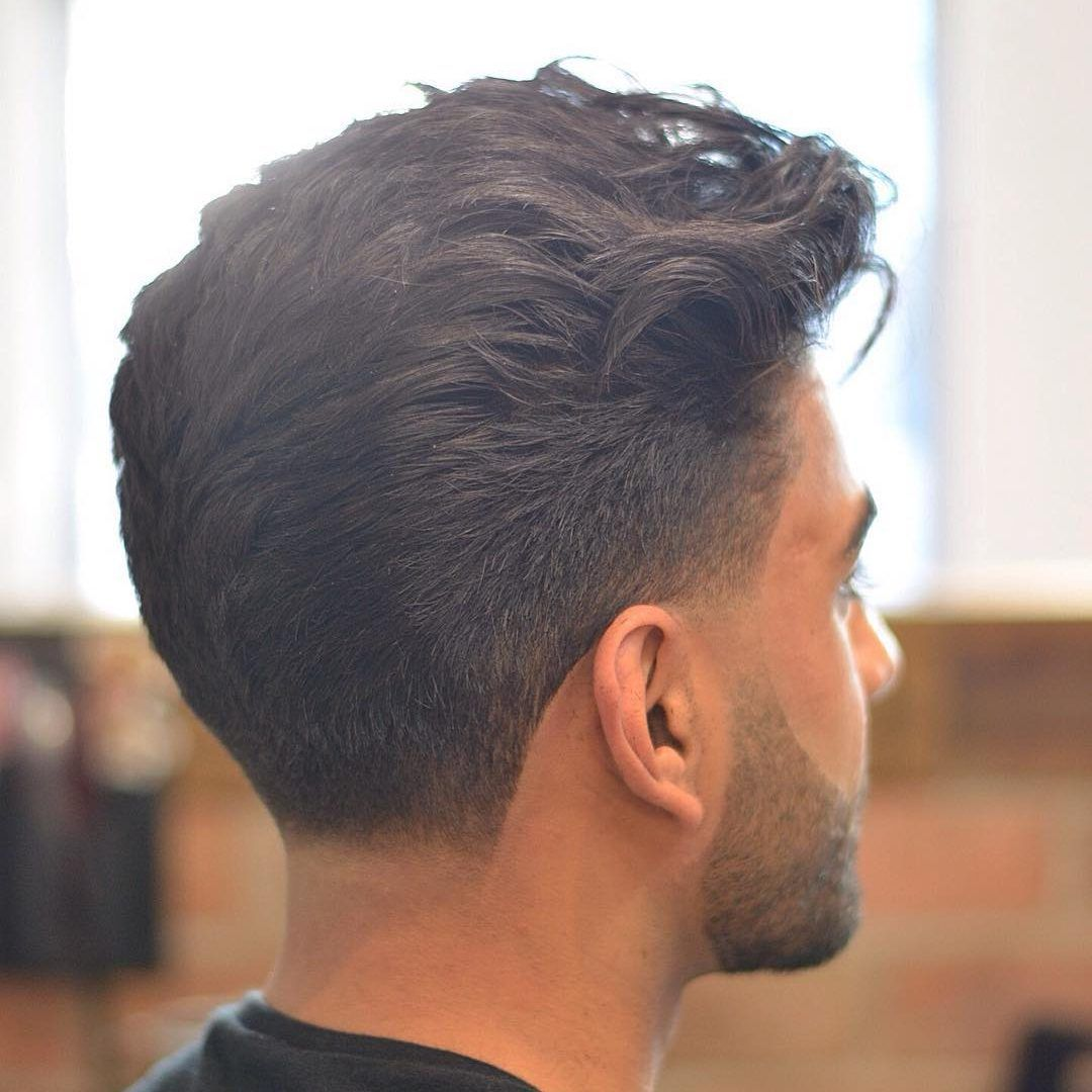 The Taper Haircut Boyz Hairstyles Pinterest Tapered Haircut