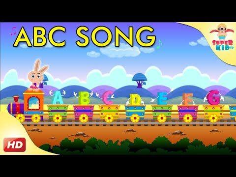 ABC song nursery rhyme | ABC alphabet song for kids ...