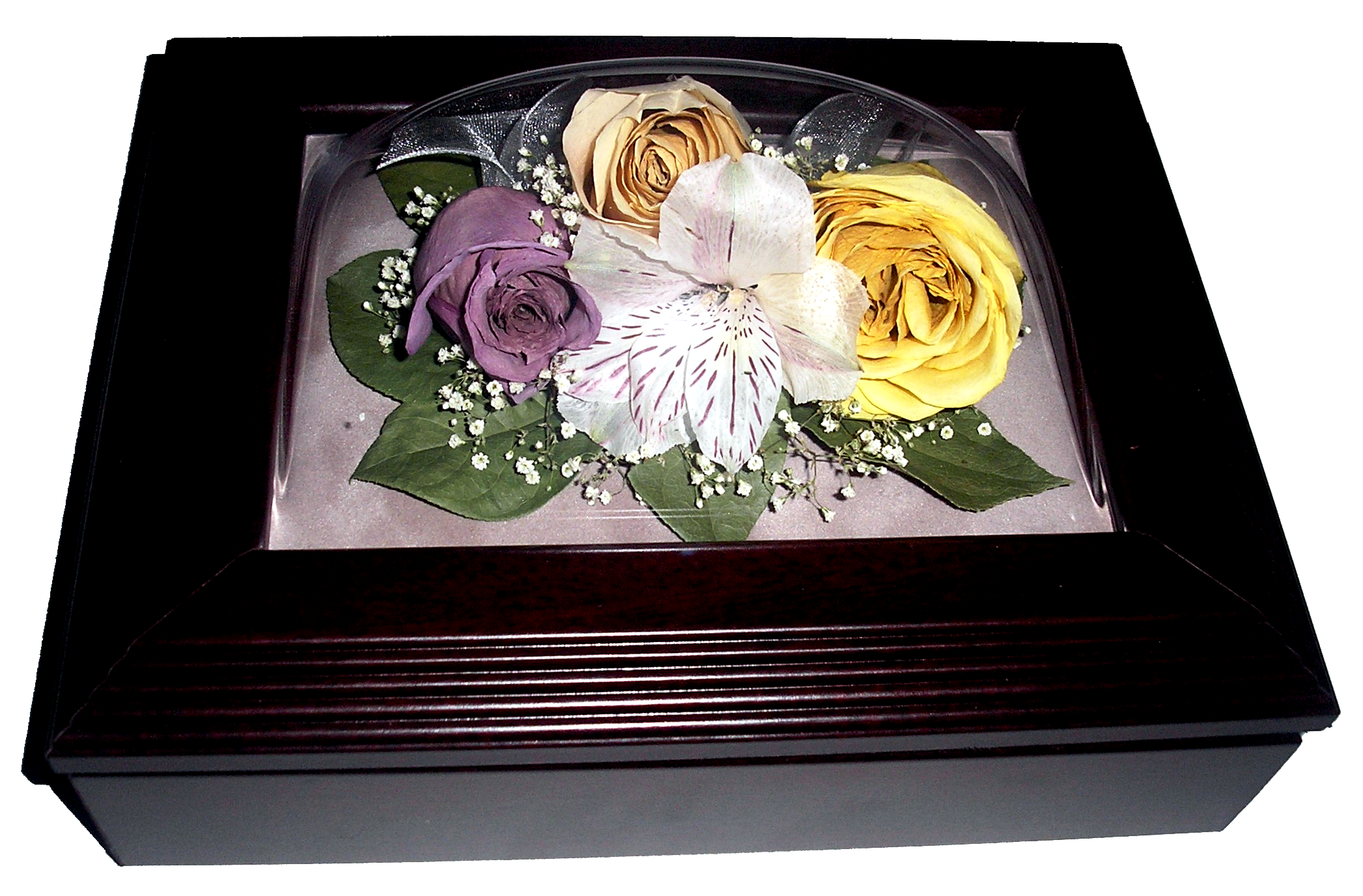 Funeral Flower Preservation Is Not About Remembering The