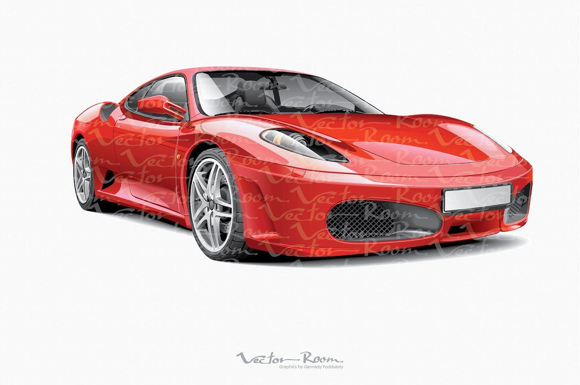 Red Italian Supercar Super Cars Fancy Cars Sports Cars Luxury