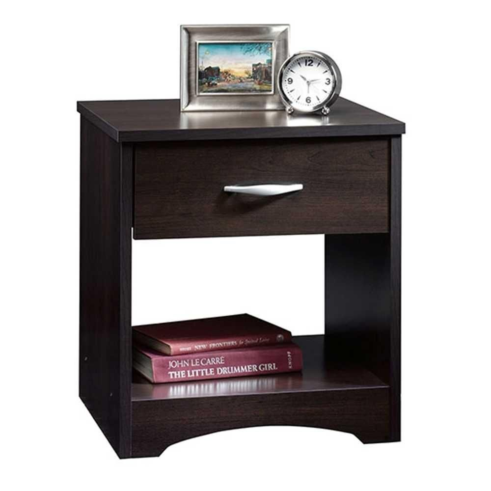Beginnings Collection 1 Drawer Nightstand In