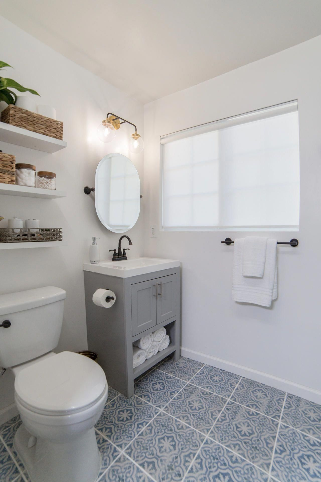 4 Things That Will Help Lower The Cost Of Renovating Bathroom Appearance Jessi S Home Decor Master Bathroom Renovation Bathroom Renovation Diy Traditional Bathroom