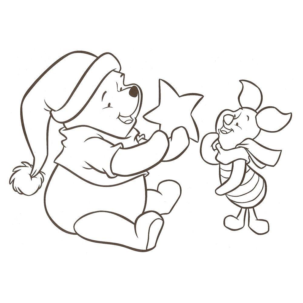 10 winnie pooh malvorlagen weihnachten  top kostenlos