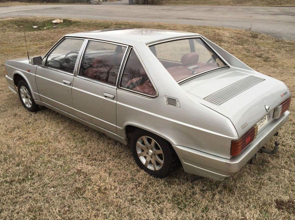 Lost in Nashville: Drivable Tatra T613-3 Restoration Project | Cars ...