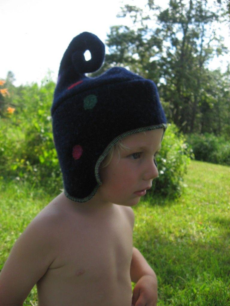 Elfen Hut Mütze - oliver elf hat   Mädchen & Jungen Mützen, Schals ...