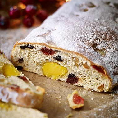 Stollen recipe - From Lakeland Recipes to Cook Pinterest