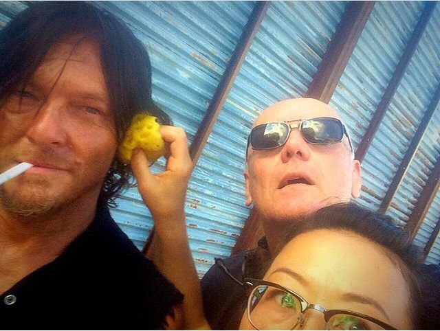 Norman and The Boom Operator